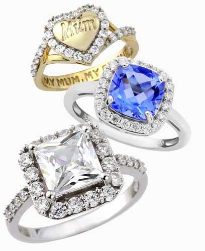 Buy Rings | Jewellery Moments