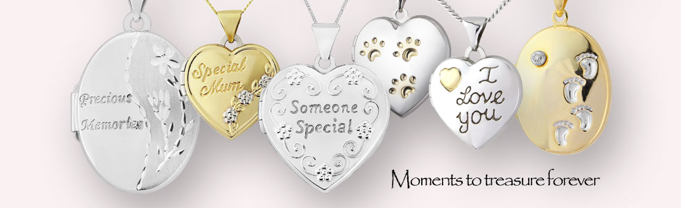 Jewellery Moments - Lockets
