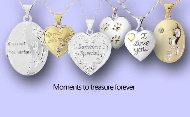 Jewellery Moments Lockets